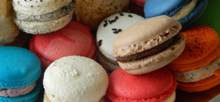 Modern French Macarons